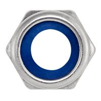 Ecrous indesserables bague nylon / Hexagon locknuts with nylon insert